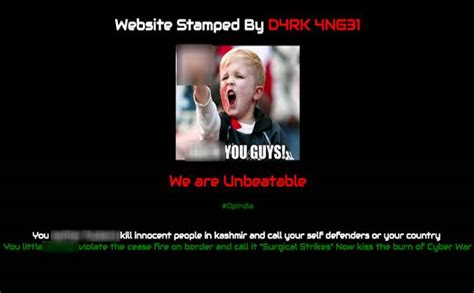 Has Posted A Message On Websit by National Green Tribunal S Website Hacked Objectionable