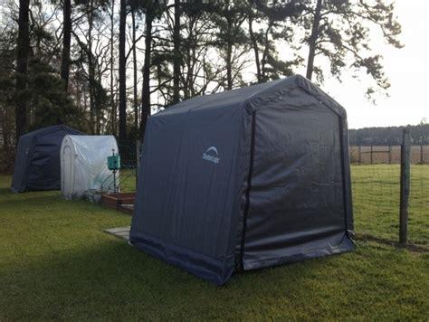 Canopy Sheds by Shelterlogic 8 X 8 Instant Storage Shed Canopy 70423