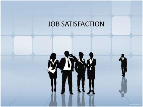 job design adalah job satisfaction in organizational behaviour