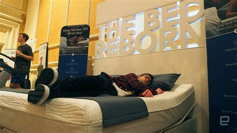 sleep number 360 smart bed six exciting new gadgets of 2017 at ces technology geek