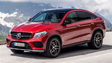 mercedes benz gle  amg coupe wallpapers  hd images car pixel