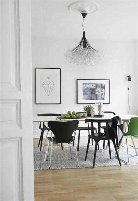 scandinavian dining room chairs 20 astonishing scandinavian dining room ideas rilane