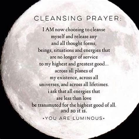 All Negative Energy Detox by Prayer To Cleanse And Cut Cords Of Negative Energy