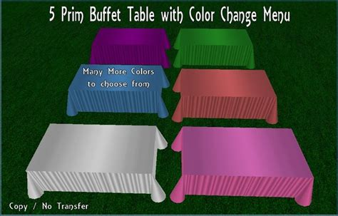 chagne color table cloth second marketplace fancy buffet table with a silky