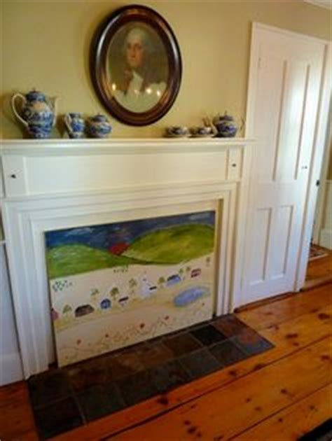 Blocking Up Fireplace by 1000 Images About Blocked Fireplace On