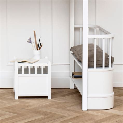 oliver furniture hochbett oliver furniture hochbett wood wei 223 kaufen emil