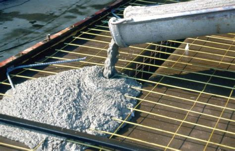 Kosten Beton Selber Mischen by Fertig Gemischter Beton Mischungsverh 228 Ltnis Zement