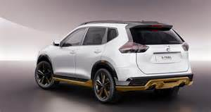 Nissan X Trail 2017 Nissan X Trail Redesign 2017 2018 Autos