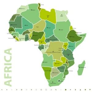 africa map song of africa