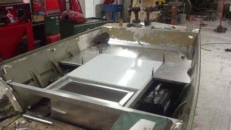 aluminum boat deck ideas aluminum boat deck ideas