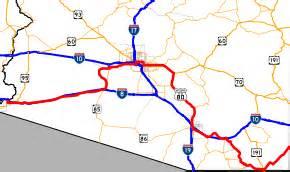 u s route 80 in arizona