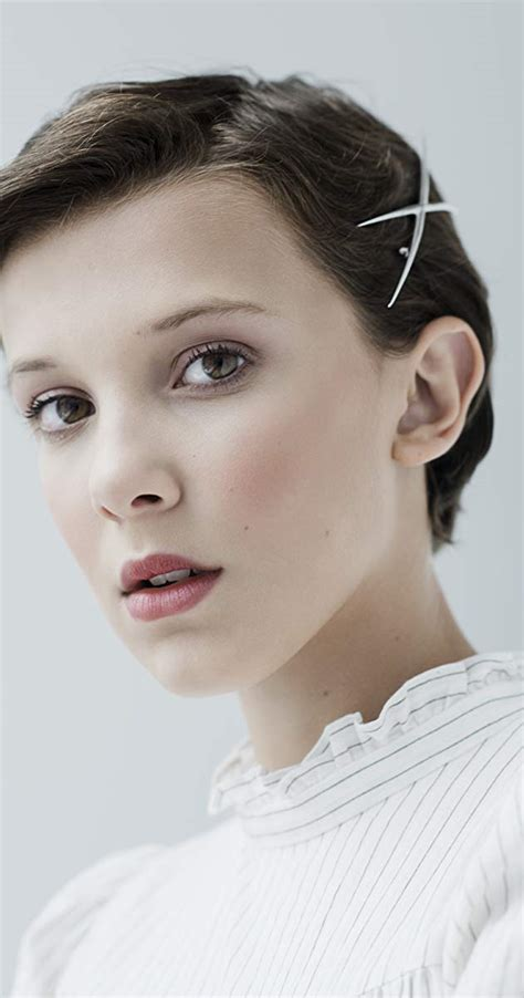 eleven actress age millie bobby brown imdb