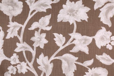 robert allen drapery fabric robert allen etruscan flora printed cotton drapery fabric