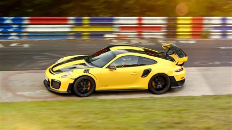 Porsche Nurburgring by See Porsche 911 Gt2 Rs Set Rwd Nurburgring Record With 6