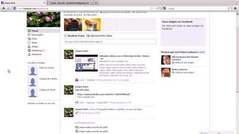 tutorial lightroom 5 em portugues facebook 2011 tutorial em portugu 234 s parte 01 youtube