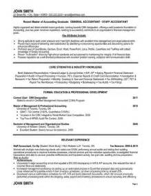 Resume Templates For Accountants by General Accountant Resume Template Premium Resume Sles Exle