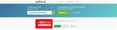 download youtube java how to download youtube video without java image