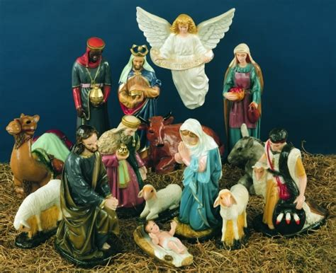 large outdoor nativity clearance outdoor nativity set