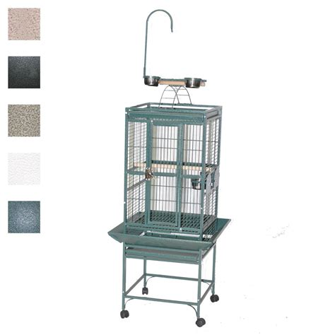 a e cage company 18 quot x 18 quot play bird cage in petco
