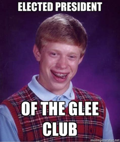 Glee Meme - funny glee quotes quotesgram