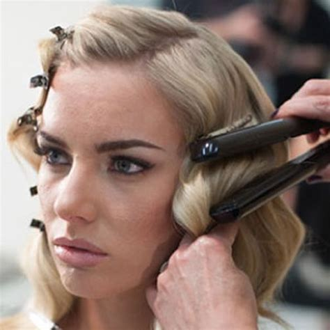 how to do 1920 hairstyle finger waves best 25 finger waves tutorial ideas on pinterest retro
