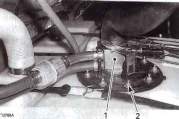 winterizing a fuel injected boat sea doo fuel pump seadoo fuel pump removal parts jetski