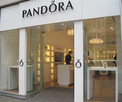 pandora jewelry store pandora jewelry stores actual average and median