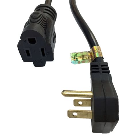 pug power flat power extension cords ul listed 125v 16 3