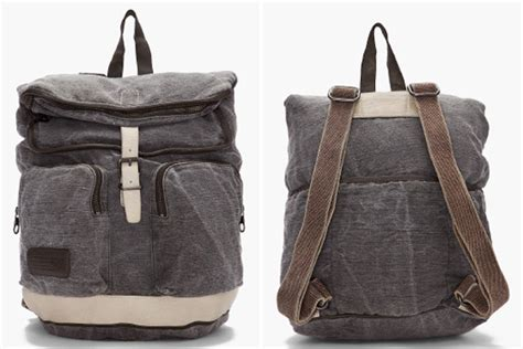 Marc By Marc Exclusive Canvas Backpack by Marc By Marc Canvas Backpack Cool Material