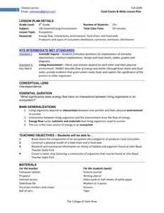 Constructivist Lesson Plan Template by Cl Sle Constructivist Lesson Plan