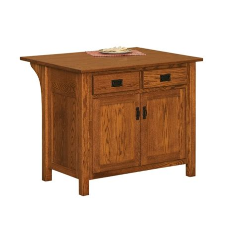 Mission Kitchen Island Small Mission Kitchen Island Amish Mission Kitchen Island Country Furniture