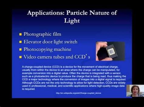 What Is The Dual Nature Of Light by Dual Nature Of Light Part 1 Qmm