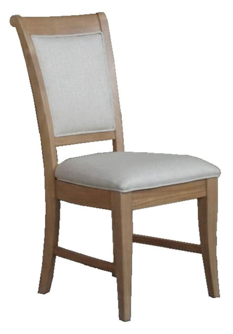 upholstered dining chair home design by larizza