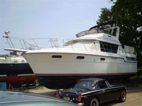 liveaboard boats for sale nj 1987 carver 38 aft cabin power boat for sale www