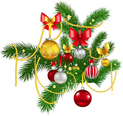 christmas decor images christmas decoration png