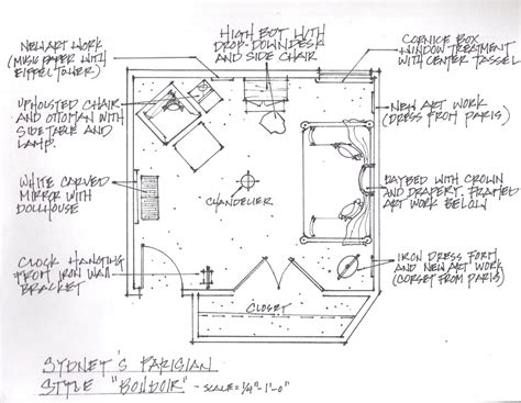 drawing floor plans by hand digs are hand rendered interior drawings a dying art