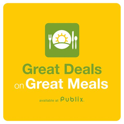 Where Can You Find Day Discounts After Lunch publix great deals on great meals printable coupons