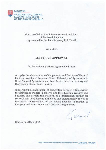 Finance Research Letters letter of approval for research choice image cv letter and format sle letter