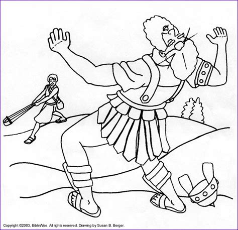 david and goliath coloring pages for toddlers david and goliath coloring pages print version of david