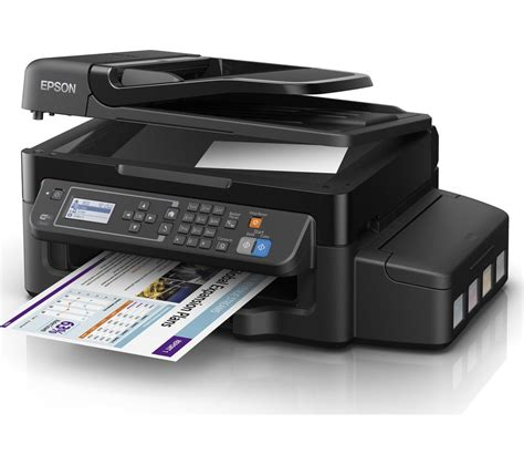 Printer Epson All In One Infus epson ecotank et 4500 all in one wireless inkjet printer