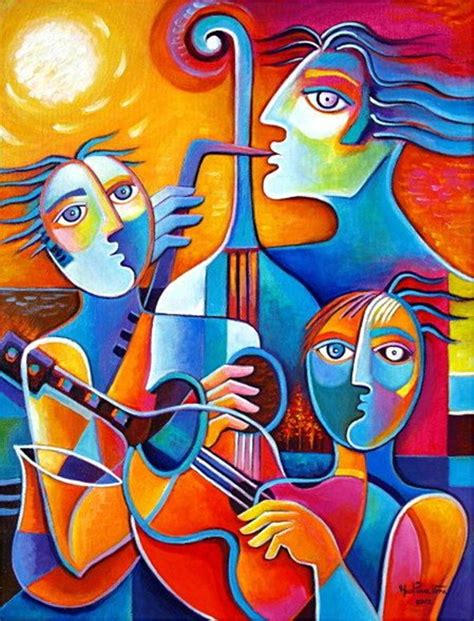 cubist paintings 40 excellent exles of cubism works