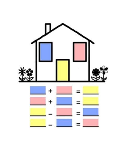 fact family house fact family house lesson by fundamentals teachers pay teachers