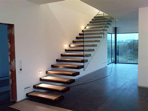 hängematte drinnen idee freitragend treppe