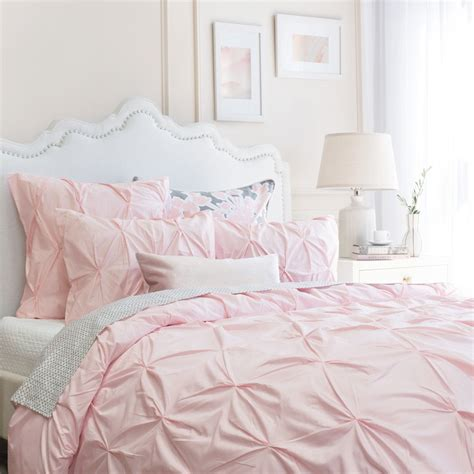 pink bed spread blush duvet cover the valencia pink crane canopy