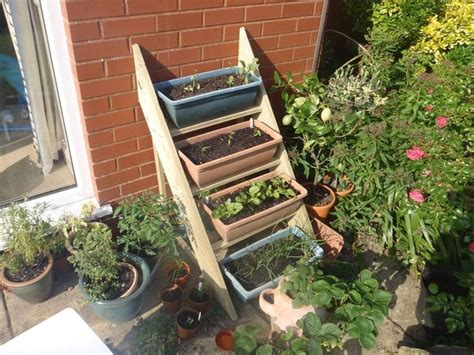 Easy Planter by Step Boxes Garden