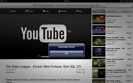 how to fix youtube not working on chrome error