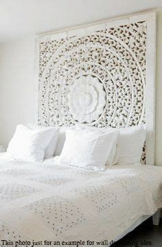 headboard art headboard or wall art panel wall hanging decorative from