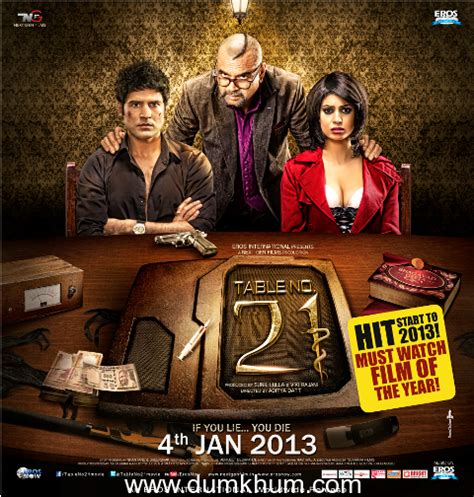 film india xxi indian movie table no 21 2013 watch full movie online details