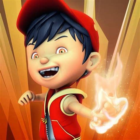 api gambar boboiboy gambar boboiboy api kumpulan gambar animasi bergerak gif
