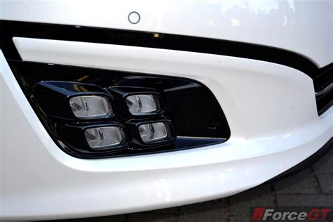 Kia Optima Headlight 2014 Kia Optima Review Optima Platinum Led Fog Lights